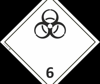 Знак класс 6.2