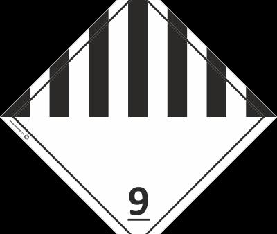 Знак класс 9
