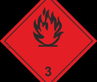 Знак класс 3